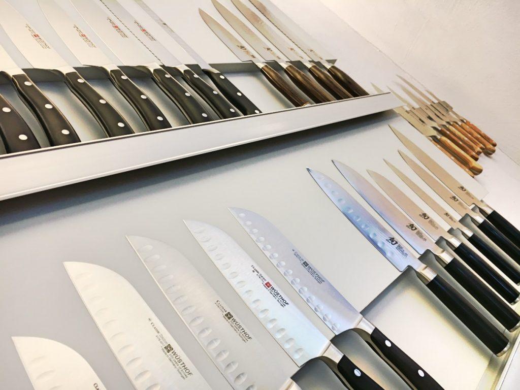 Messer kaufen, asiatische Messer, scharfe Klingen Kitzbühel